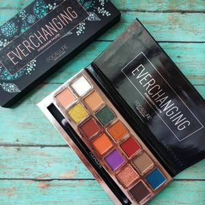 Focallure Everchanging Eyeshadow Palette